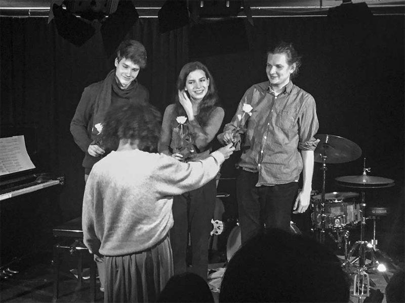 Clara Vetter Trio · Lucas Klein · Clara Vetter · Jakob Obleser · 2018