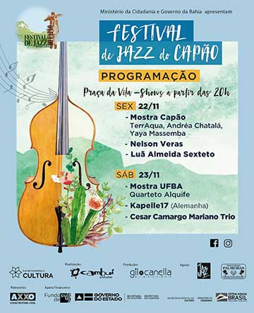 Festival de Jazz do Capão