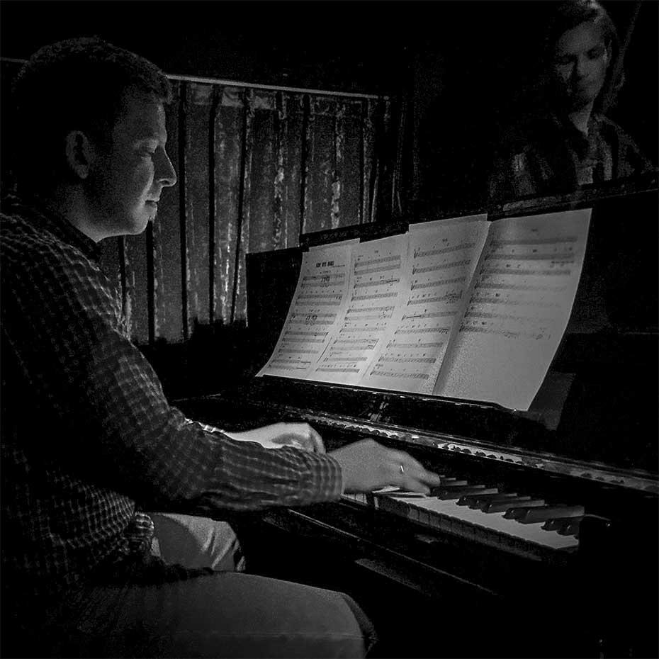 Jakob Obleser · M&J play J&K ·  Martin Sörös · Oktober 2019